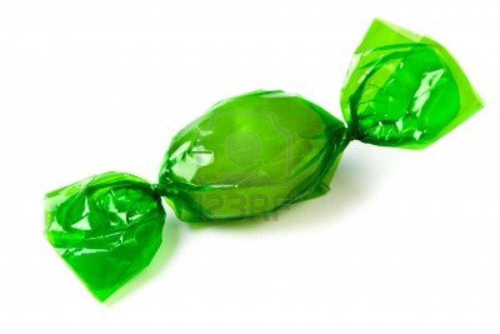 One Piece Of Wrapped Candy   www.pixshark.com - Images ...