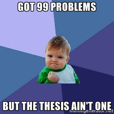 Thesis or theses