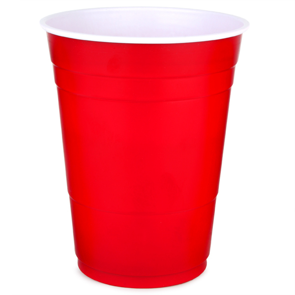 Red solo cup info
