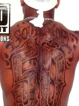 Favourite best rapper tattoos genius for 50 cent back tattoo