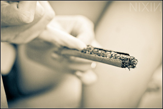 Roll Up A Fat One 121