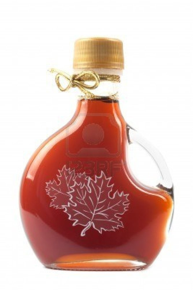 Syrup d erable