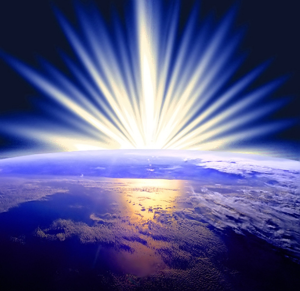 the holy god is the creator of the universe They bear within themselves the imprint of the holy spirit, the creator  (the universe)and the spirit of god was moving  creation is the work of the triune god.