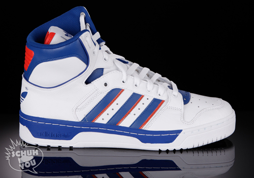 Adidas Conductor Hi Patrick Ewing Shoes