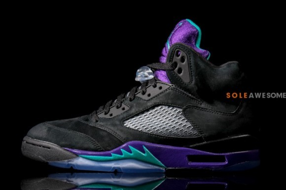 Jordan Shoes Grapes