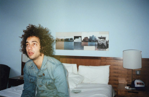 Albert hammond jr bald