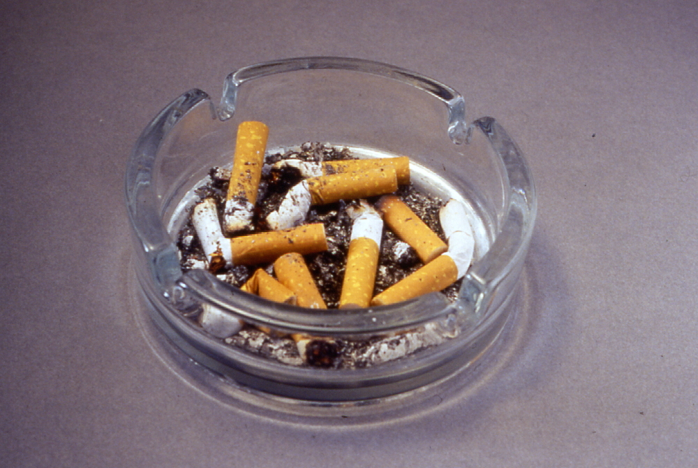 All these years I've been your ashtray – Pink Cigarette