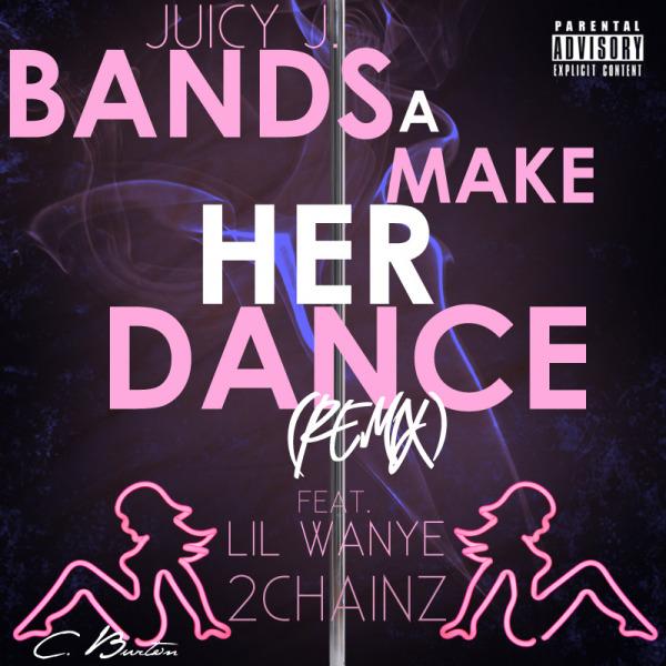 dance song lyrics bounce that ass