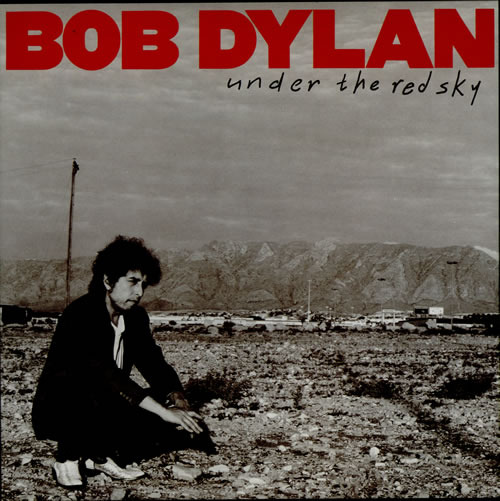Bob%20dylan%20-%20under%20the%20red%20sky%20-%20lp%20record-47936