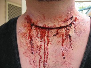A Cut Throat Kiss 111