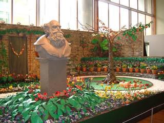 James May's plasticine Garden (FestivalHall)