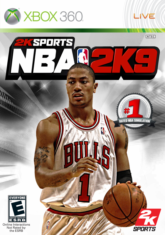 Rookie of the year, '09 Derrick Rose shit - Swag On A Milli by PAZ