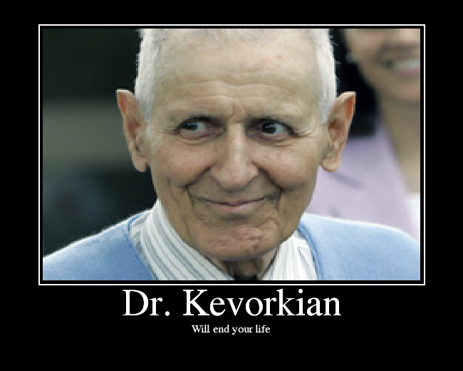 An overview of the assisted suicides by doctor jack kevorkian and the issues of euthanasia