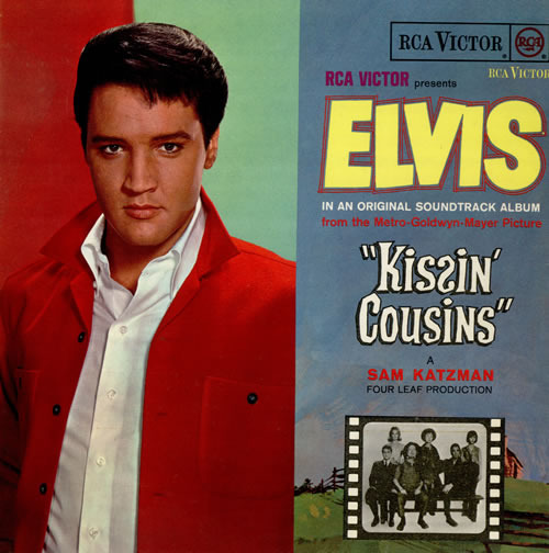 Elvis%20presley%20-%20kissin%20cousins%20-%20red%20spot%20-%20lp%20record-240538