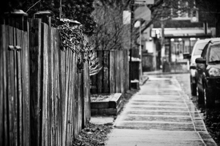 walking in the street lyrics:
