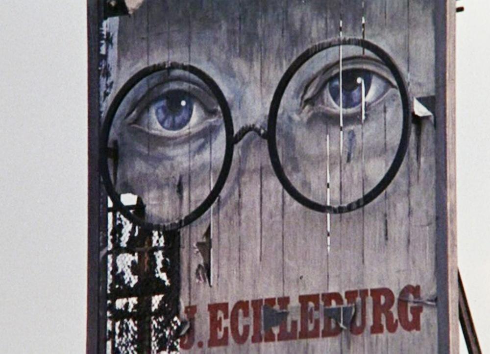 the eyes of tj eckleburg essay writer