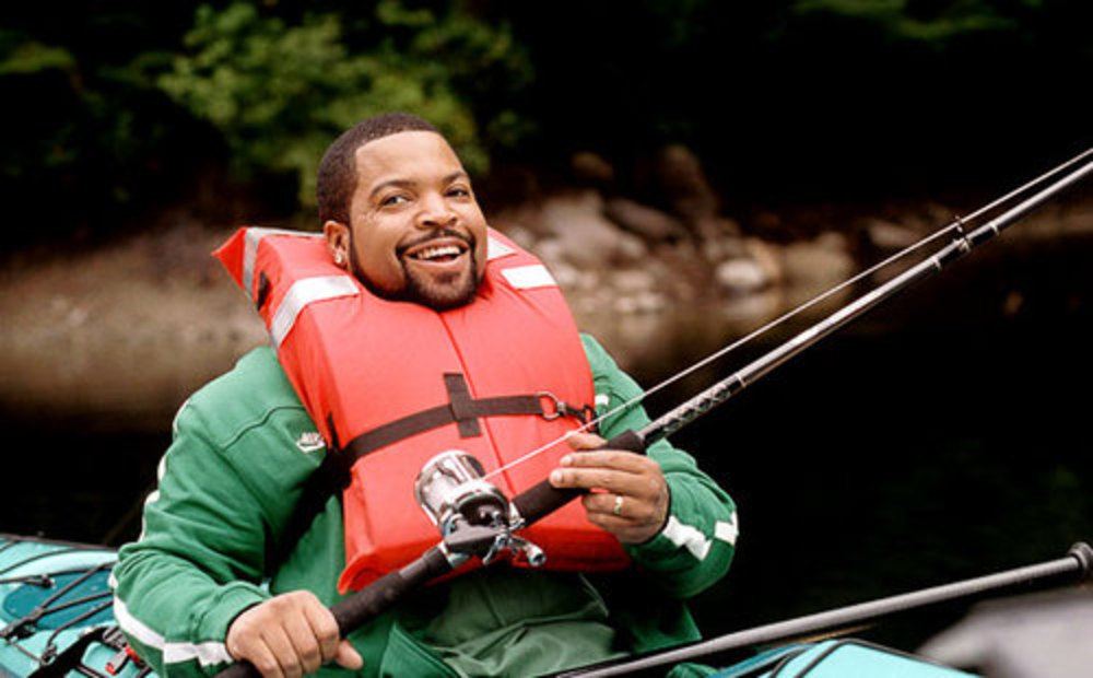 Calculating the exact date ice cube referred to on today for Is today a good day to fish