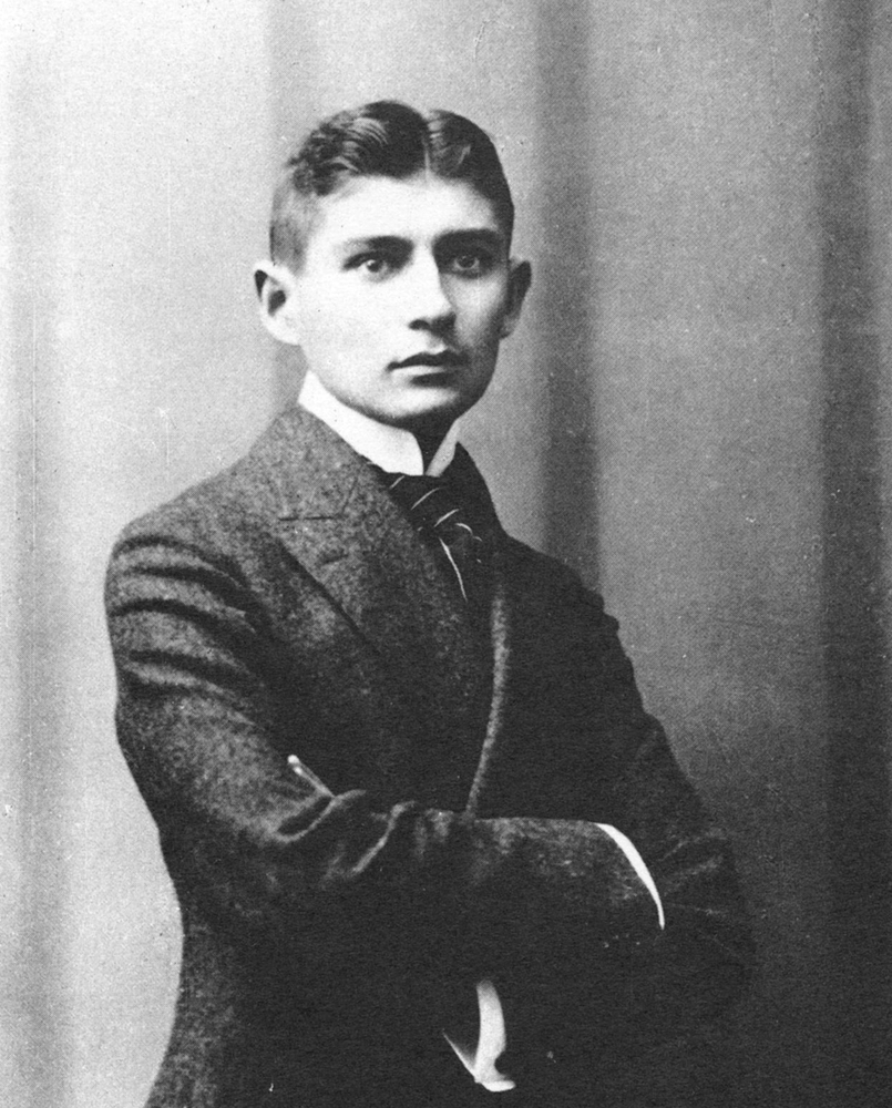 A Little Fable Franz Kafka