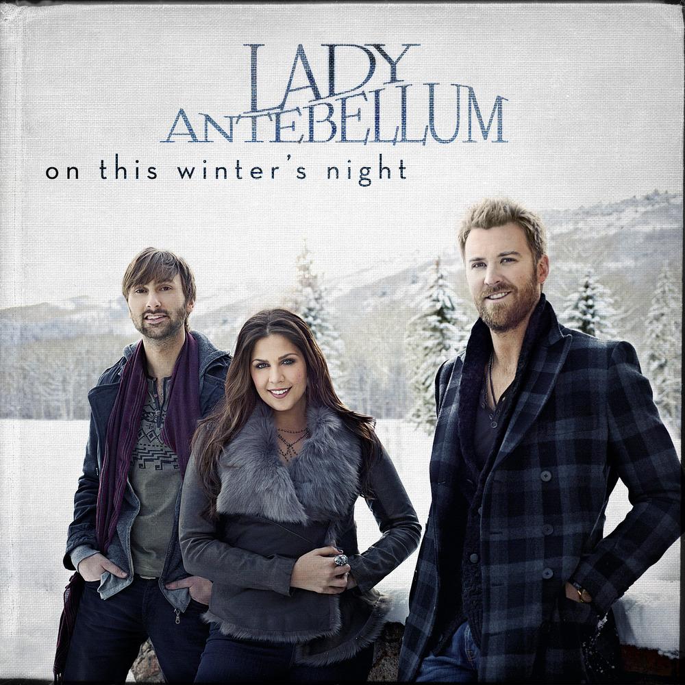 Lady Antebellum – On This Winter's Night Lyrics | Genius Lyrics