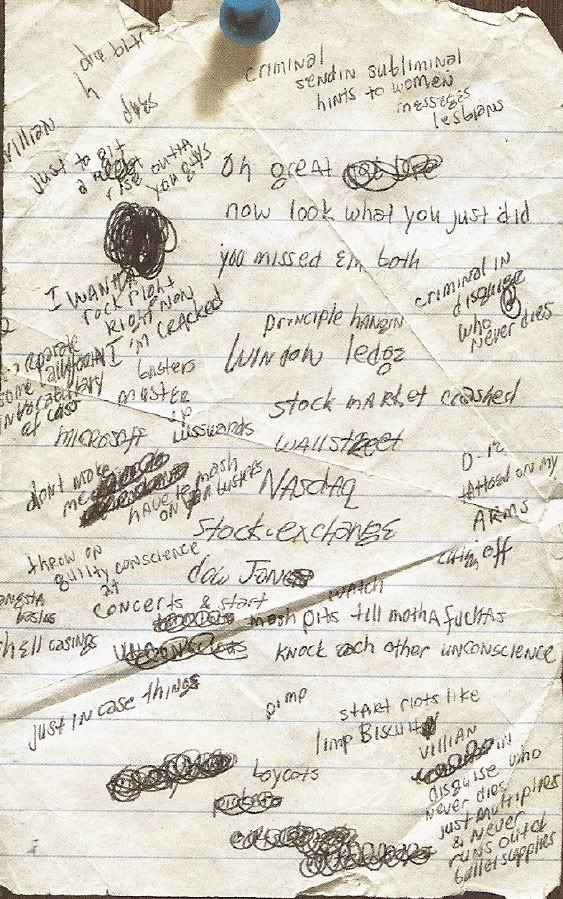 MMLP's and other shit's Lyric Sheets   Genius