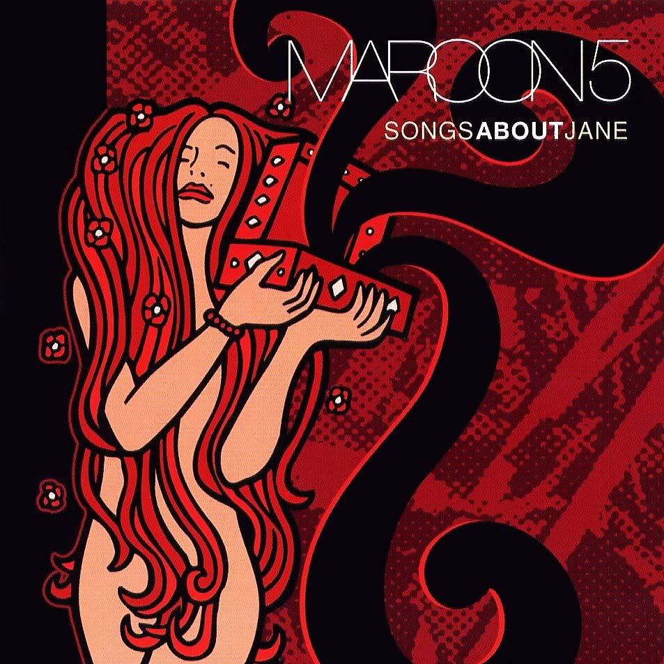 Maroon5-songsaboutjane