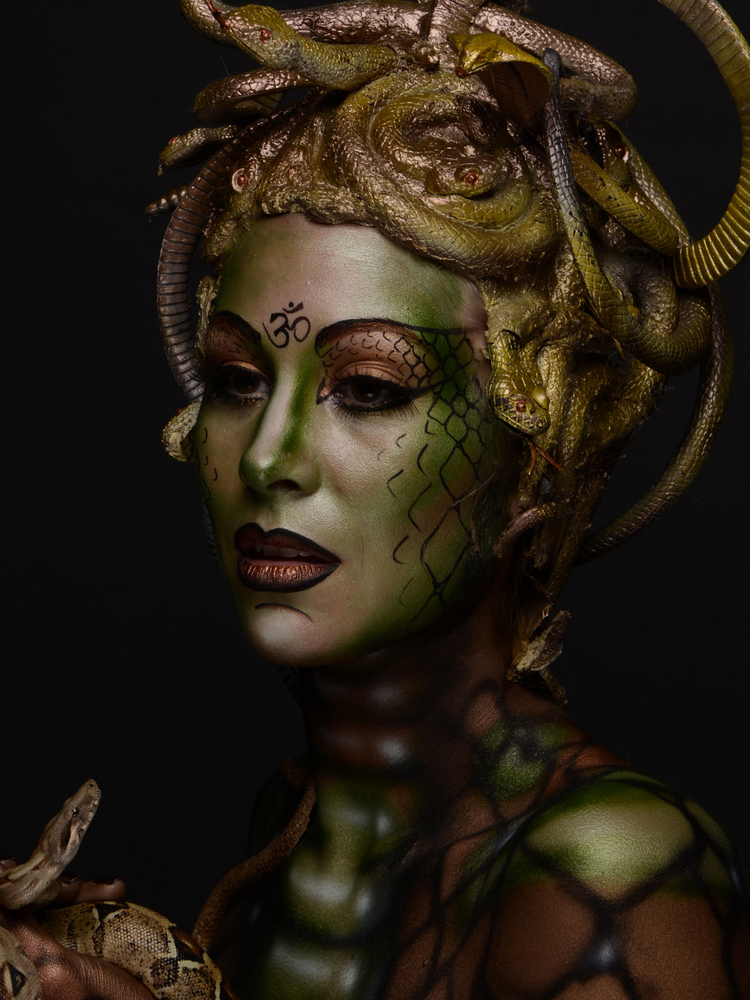 Medusa Before She Was Cursed Pictures to Pin on Pinterest ...