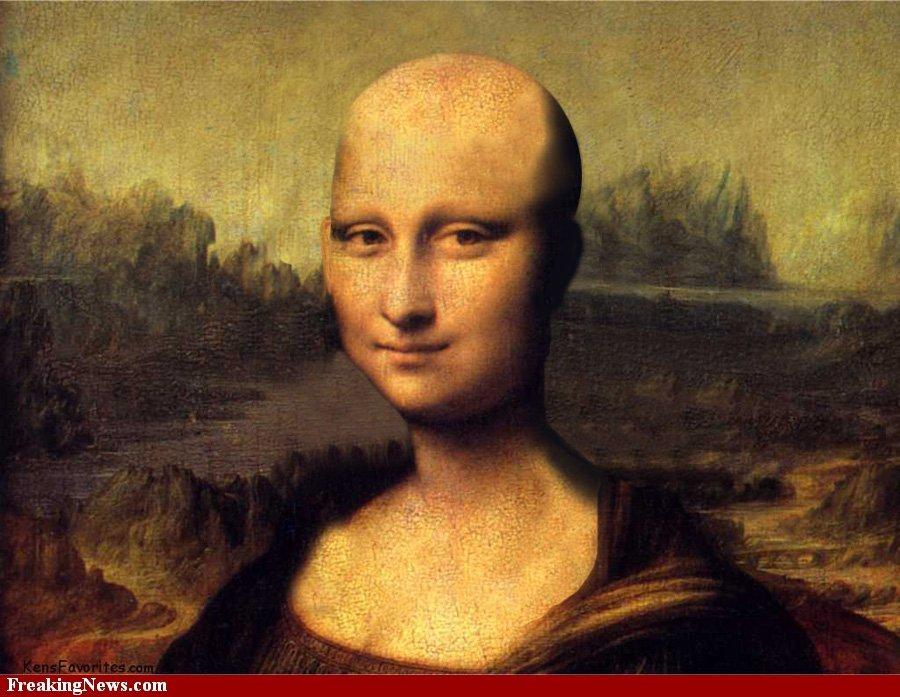 Pin By Mona Mae On Backgrounds: Ce Imagini Circula Pe Internet Legat De Mona Lisa: