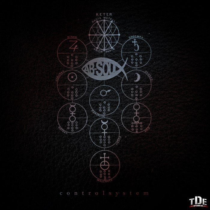 What Do The Weird Symbols On The Control System Album Cover Mean