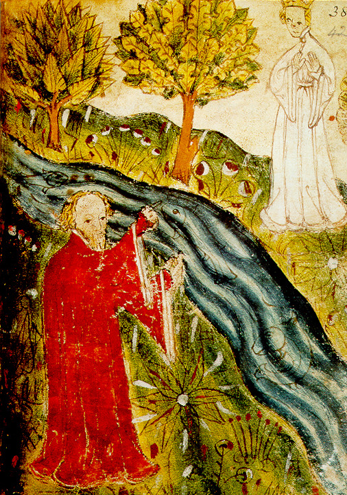 Cover art for Sir Gawain and the Green Knight (Passus I) by The Pearl Poet