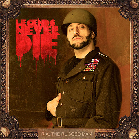 R A The Rugged Man Legends Never Die Contest Genius Blog