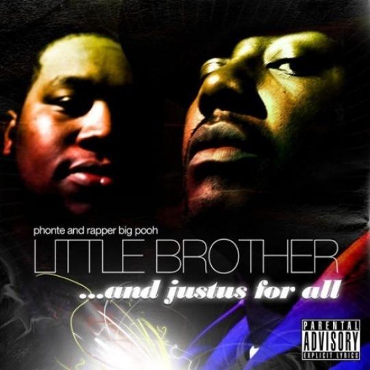 Resultado de imagen para Little Brother - And Justus For All