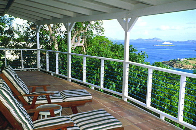 Opinions on veranda for Lanai deck