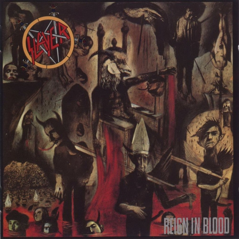 slayer reign in blood lyrics genius. Black Bedroom Furniture Sets. Home Design Ideas