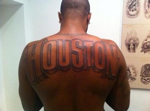 Rapper With Z Tattoed On His Face: Slim Thug – Houston Lyrics