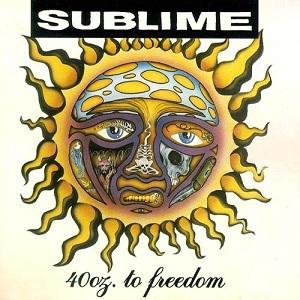 Sublime40oztofreedomalbumcover