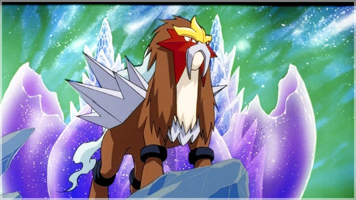 How does Entei learn flare blitz in Pokemon heartgold?