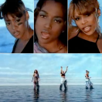 what does tlc waterfalls song mean