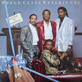 World Class Wrecking Crew Album Cover Dr. Dre a women...