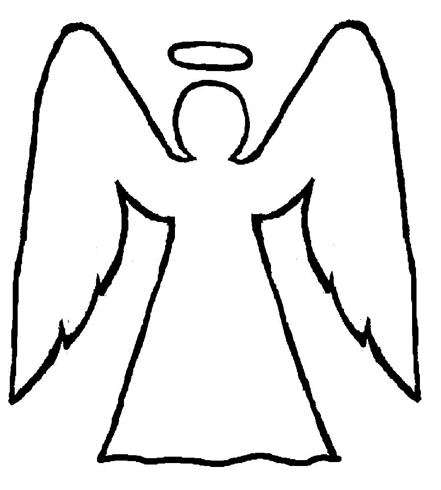 fly angel coloring pages | Dress so fly you'd of swore I had a halo – Amber Rose ...