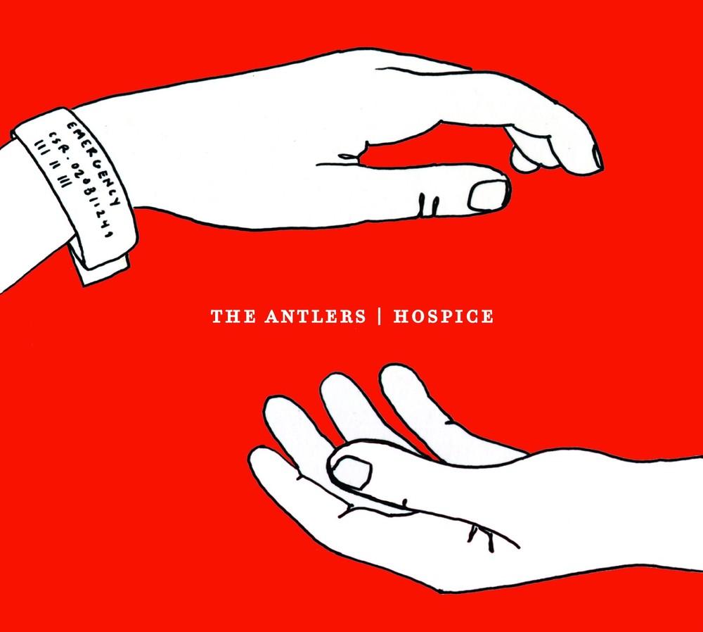 The antlers hospice lyrics