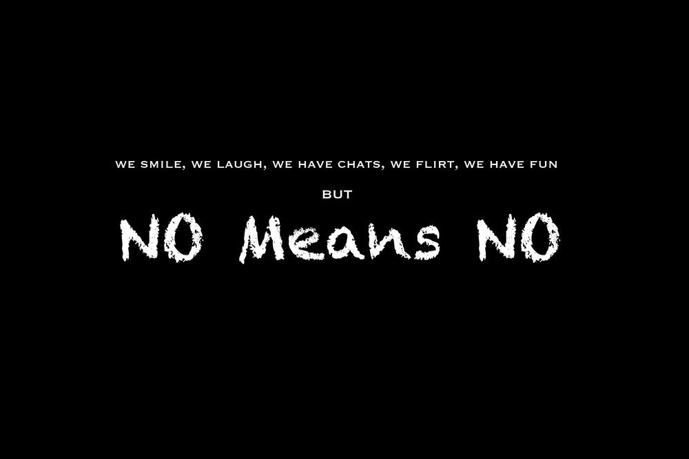 Mitbewohner nomeansno lyrics rasiert