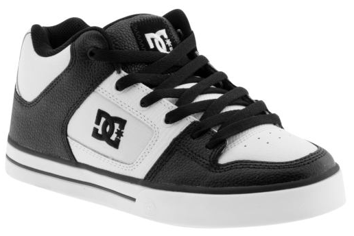 Dc Tennis Shoes Meaning