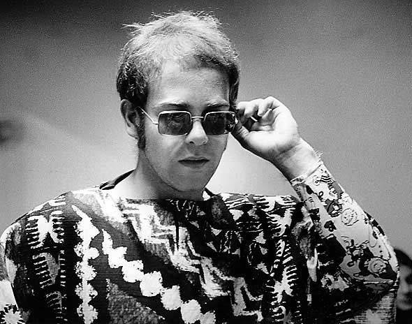 elton john sorry seems to be