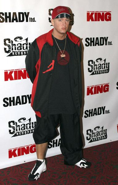 Shoes Eminem Wears