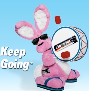 how to make energizer bunny drum