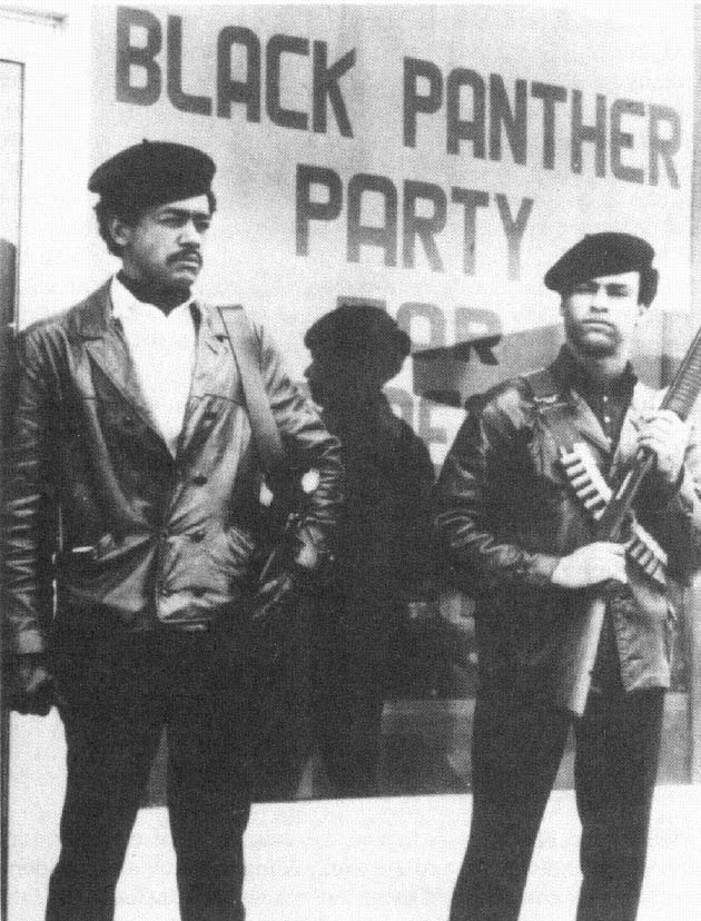 Bobby Seale And Huey Newton Huey P.Newton – New ...