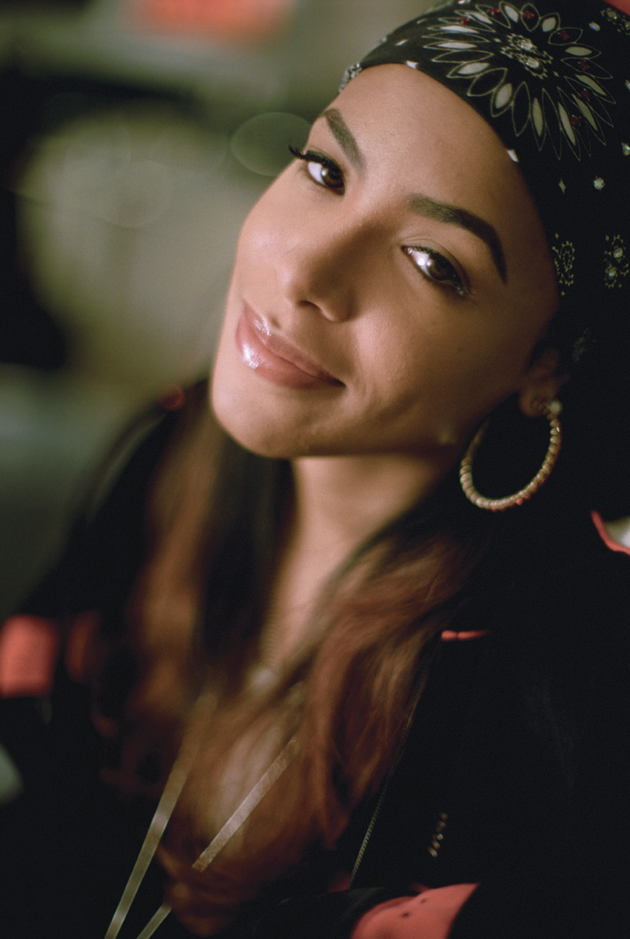 R.I.P. to Aaliyah disappointed that I never got ...