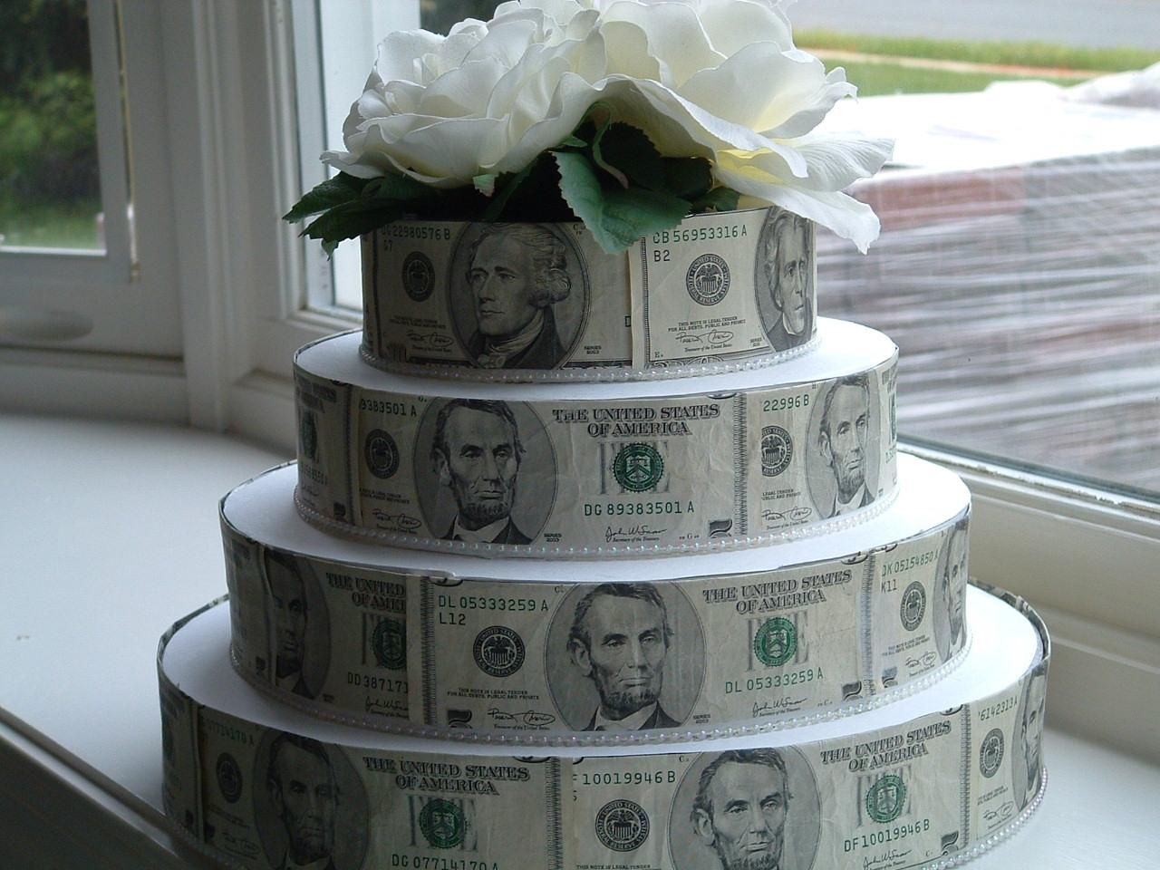 Lyric Birthday Cake
