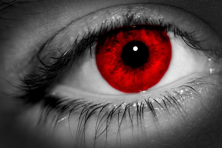 meaning definition of red eye