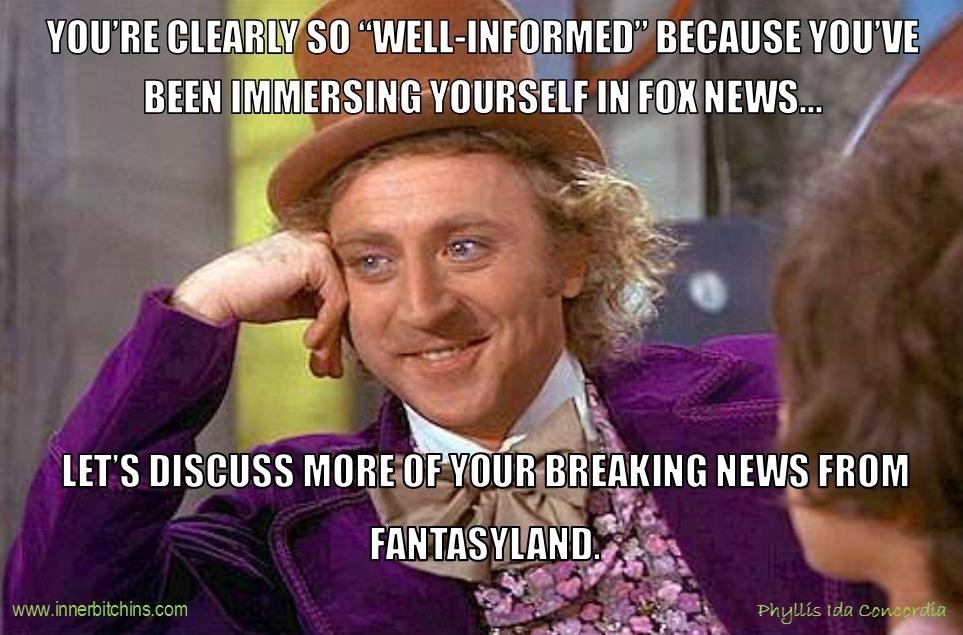 Rush Limbaugh - Don't Watch Fox News | Genius